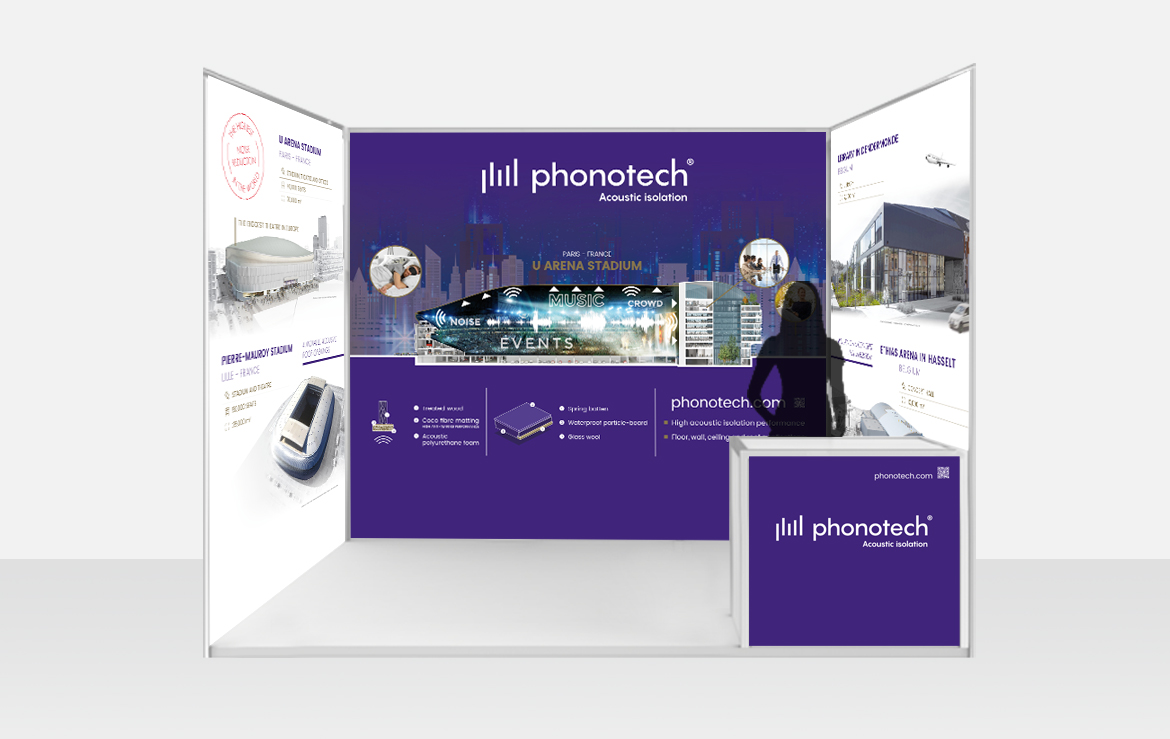 phonotech stand